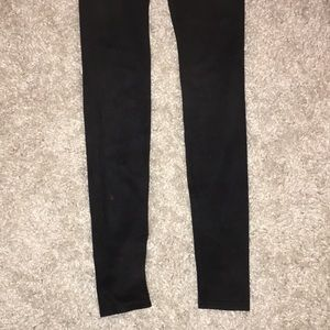 """wilfred free Pants - High waisted """"suede"""" pants"""